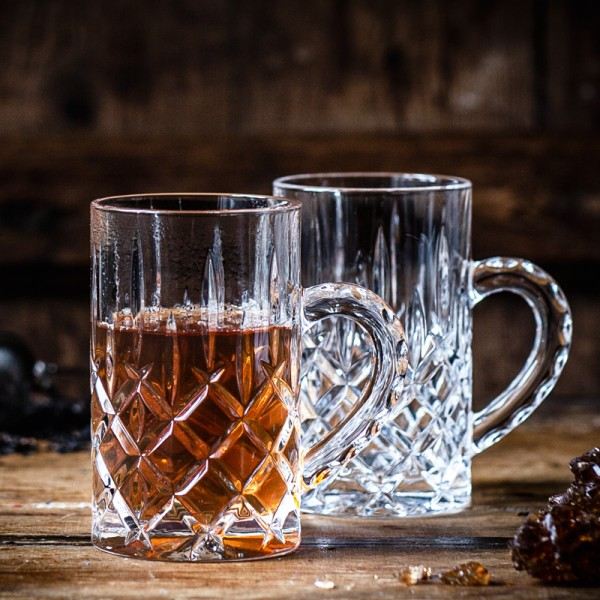 Nachtmann Noblesse Hot beverage glass, tea glass, Set of 2