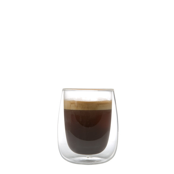 Spiegelau drinking glass double-walled thermo glass Cremona, 200 ml